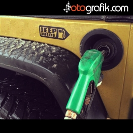 Jeep Juice Sticker
