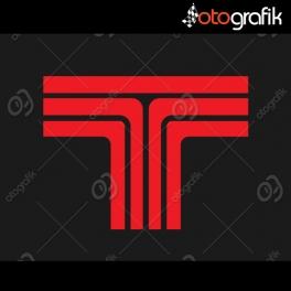 Tofaş Logo Sunroof Tavan Oto Sticker