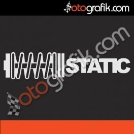 Static Oto Sticker